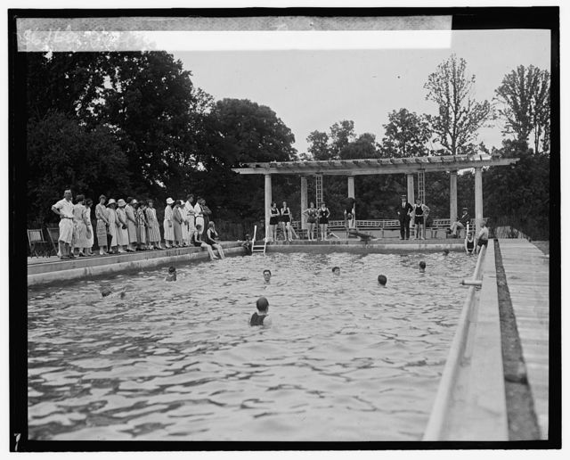 Pool at Manor Club