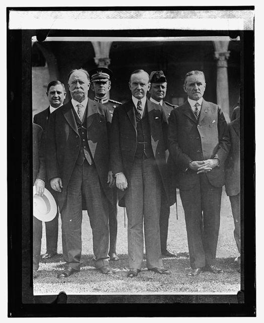 Reception to Taft by Cincinnati Commercial Club, [5/30/25]