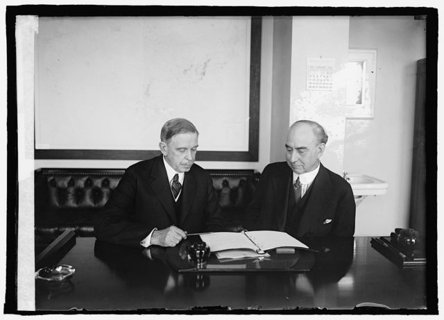 Sec. Work & Chas. W. Waterman, [1/27/25]