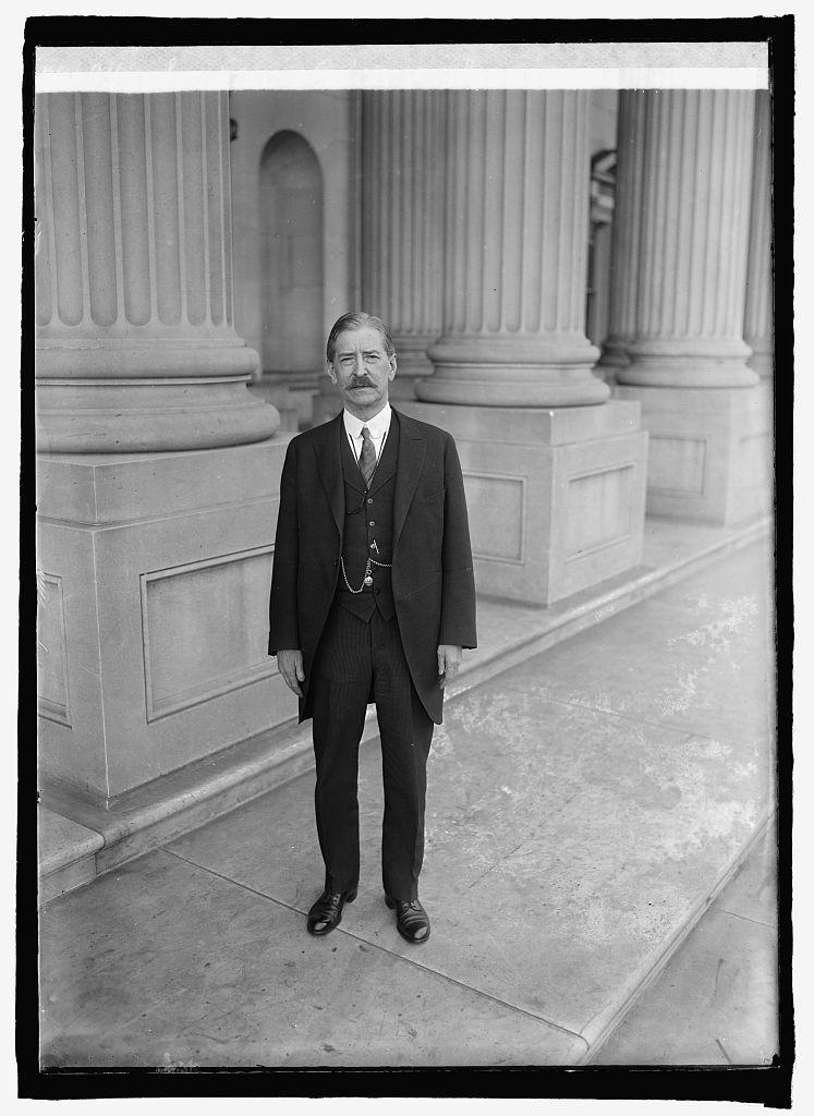 Senator Claude A. Swanson, [12/17/25]