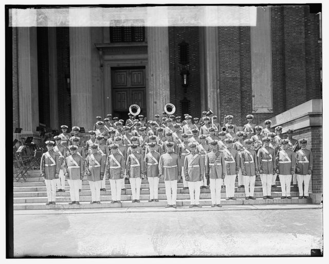 U.S. Army Band at War College, [6/29/25]