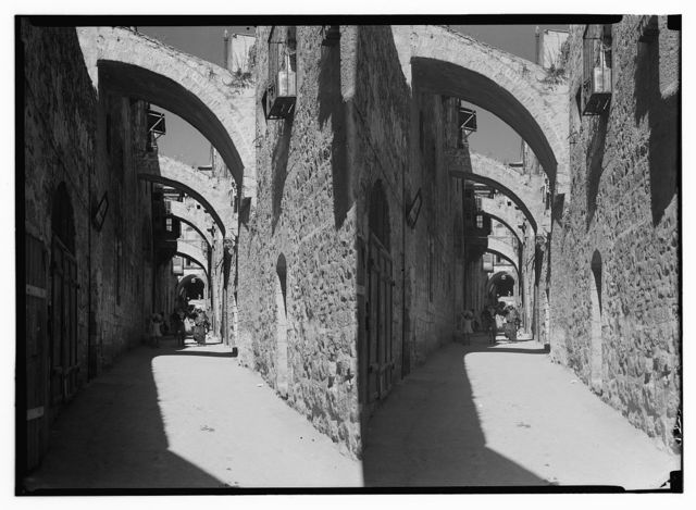 [Via Dolorosa, Jerusalem]