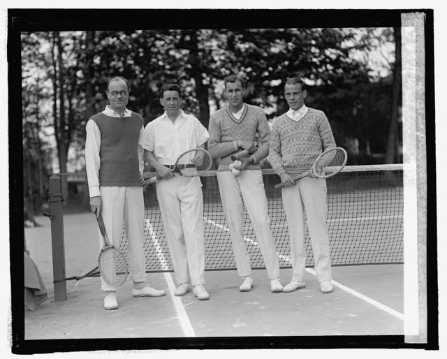 Washburn, Williams, Tilden & Chapin, Chevy Chase Club