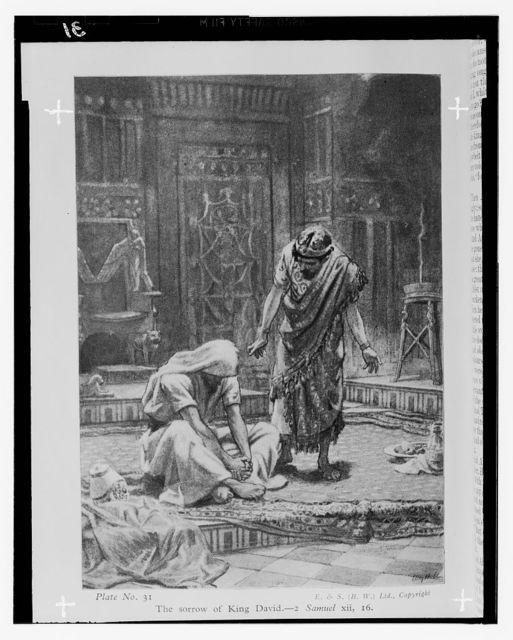 Wm. Hole's paintings, O.T. [i.e., Old Testament]