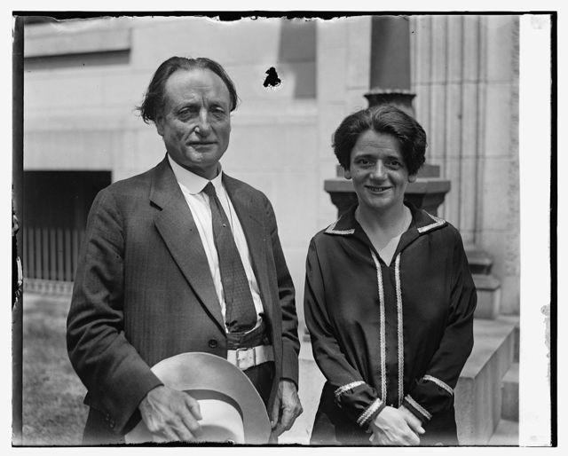 Ben Tillett & Ellen Wilkinson, [8/7/26]
