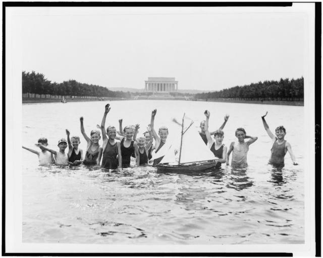 Due to the failure of congress to appropriate money for public pools in Washington ...