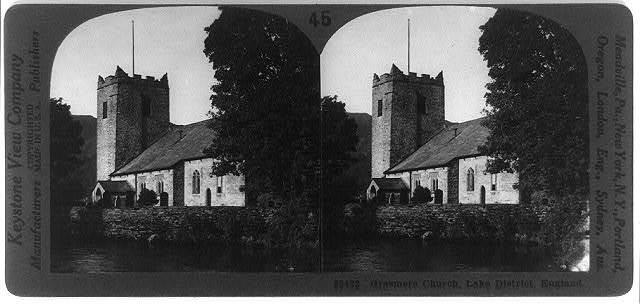 Grasmere Church, Lake District, England