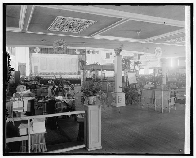 Industrial exposition, 1926, Hopkins Titanafram