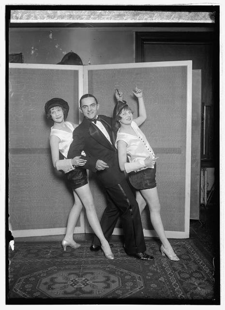 Margaret Little, Earl Columbus & Blanche Lehman