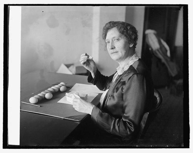 Miss Margaret A. Wilfert, Dairy Marketing Specialist (Commerce), [3/9/26]