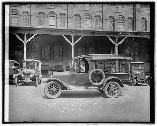 Semmes Motor Co. truck, [1926]