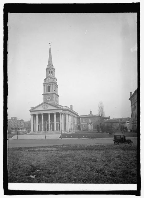 Unitarian Church, 16th & Col. Rd., [Washington, D.C.]
