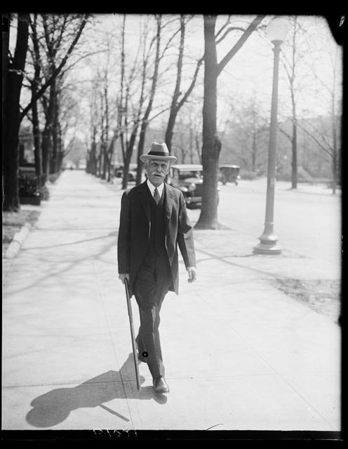 [Andrew W. Mellon. Washington, D.C.]