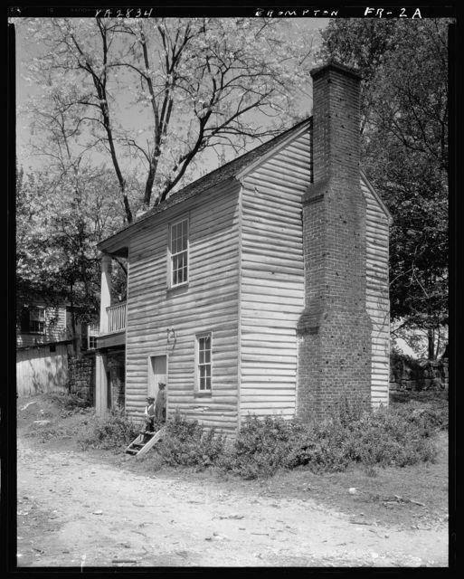 Brompton outbuilding, Fredericksburg, Virginia