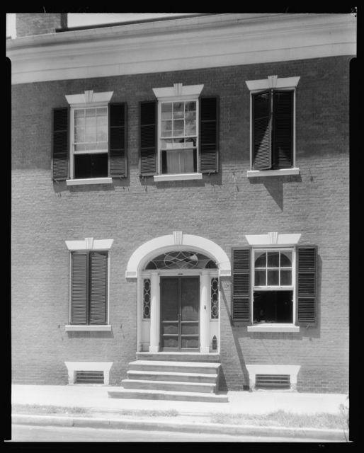 Dabney Herndon House, George Street, Fredericksburg,  Virginia