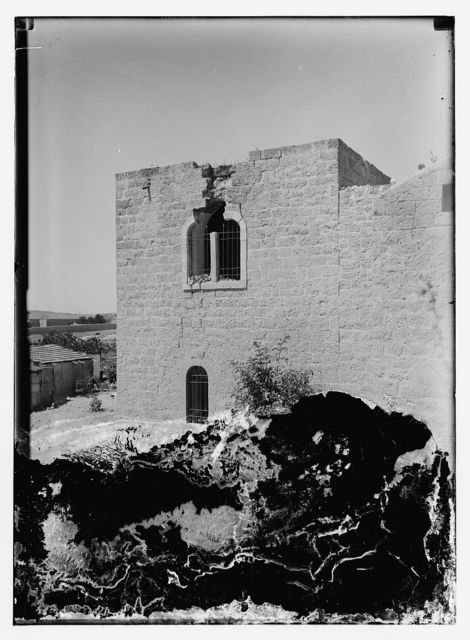 Damage to St. John's convent