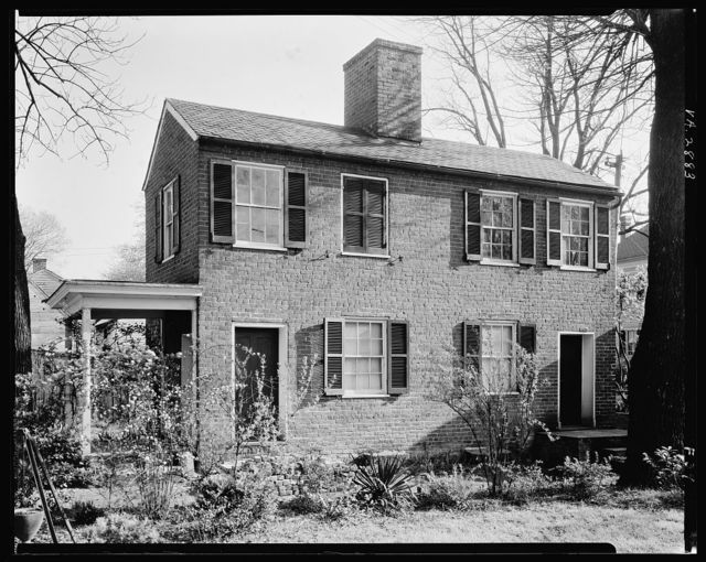 Doswell House, Fredericksburg, Virginia