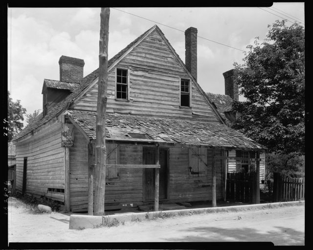 Frank Hill's Old Store, Falmouth, Stafford County, Virginia