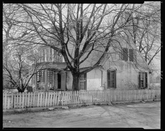 Gordon-Green Terrace, Front Washington Highway, Falmouth, Stafford County, Virginia