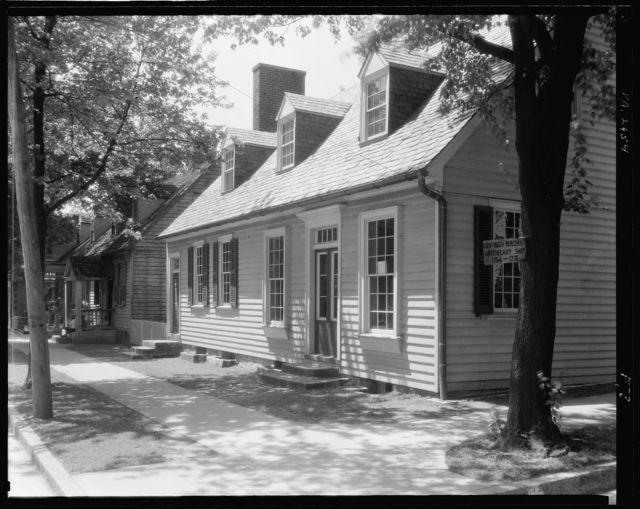 Hugh Mercer Apothecary Shop, Fredericksburg, Virginia