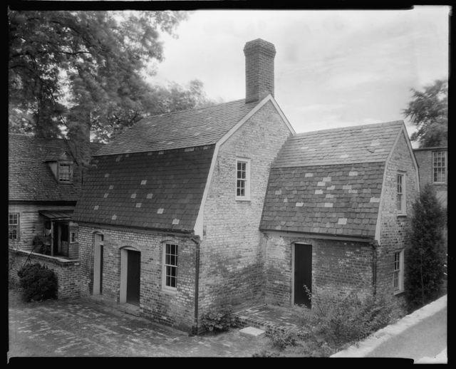 Hugh Mercer Apothecary Shop, old kitchen, Fredericksburg, Virginia