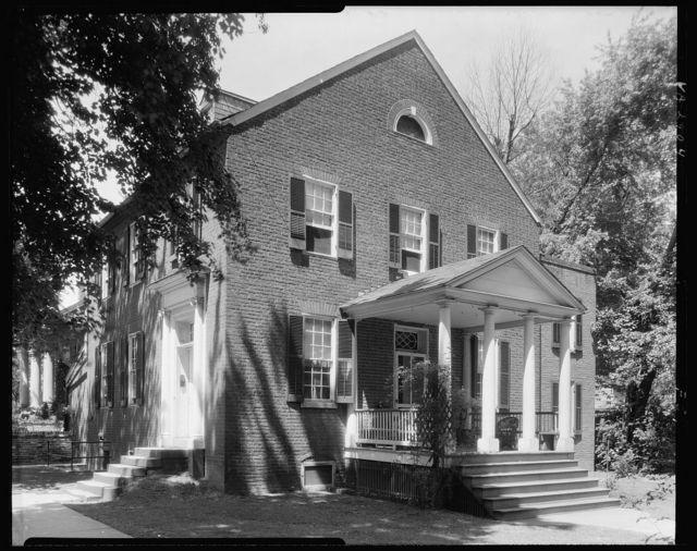 Miss Kate Doggett's House, 303 Amelia St., Fredericksburg, Virginia