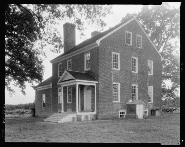 Oakley, Fredericksburg vic., Spotsylvania County, Virginia