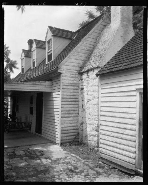 Old Dunbar Quarters, Falmouth, Stafford County, Virginia