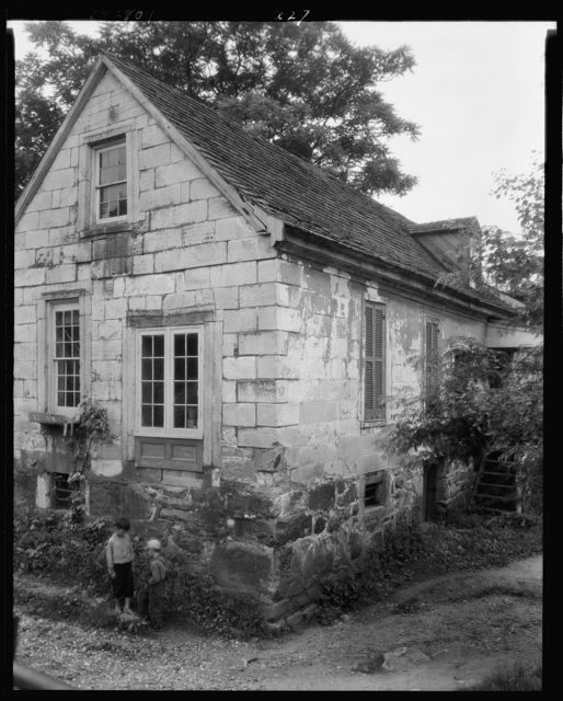 Old Stone Bakery, Falmouth, Stafford County, Virginia