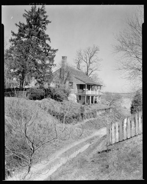 Port Royal house, Port Royal, Caroline County, Virginia