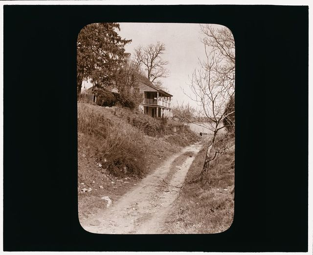 [Port Royal house, Port Royal, Caroline County, Virginia]