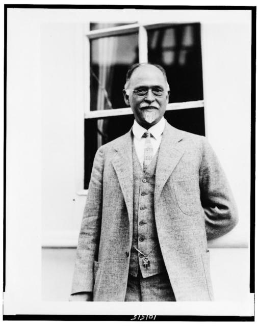 Prof. Irving Fisher of Yale / photo. by Bain News Service, New York.