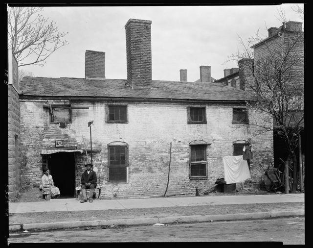 """Residence, """"Gov. Hill"""" #203 Charlotte Street, Fredericksburg, Virginia"""