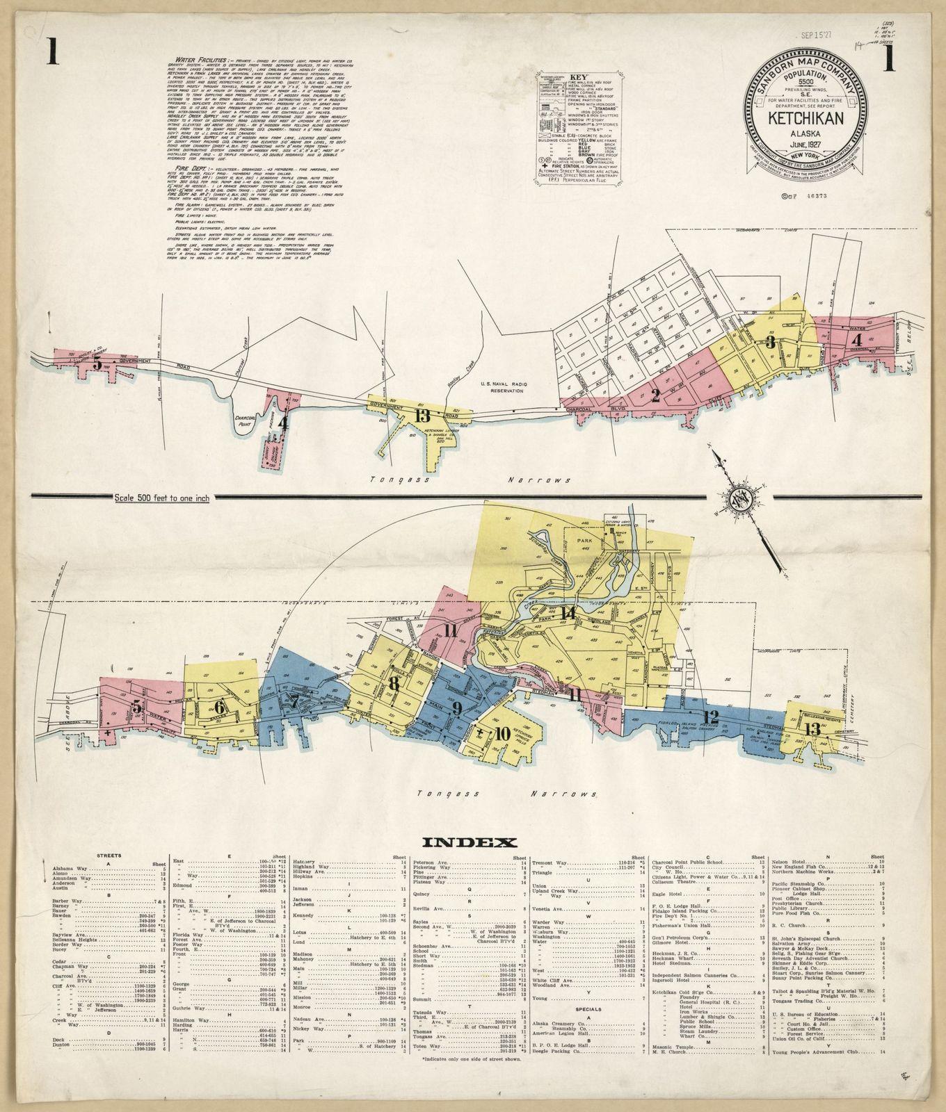 Sanborn Fire Insurance Map from Ketchikan, Ketchikan Census ... on sitka alaska, outline map of alaska, juneau alaska, map of homer alaska, large print map of alaska, map of wasilla alaska, map of southeast alaska, map of naknek alaska, juno alaska, ketchican alaska, skagway alaska, map of seward alaska, map of alaska inside passage, map of kotzebue alaska, map of craig alaska, map of alaska and canada, map of vancouver bc, road map of alaska, map of denali alaska, map of hoonah alaska,