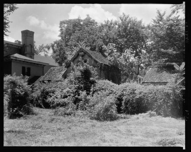 St. George Fitzhugh House, Hanover Street, Fredericksburg, Virginia
