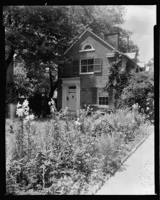 The Quarters, Miss Doggett's House, Fredericksburg, Virginia