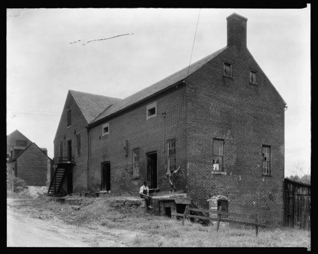Warehouse, Fredericksburg, Virginia