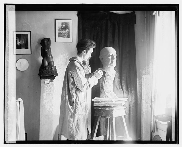 Atcheson & Wilson Bust