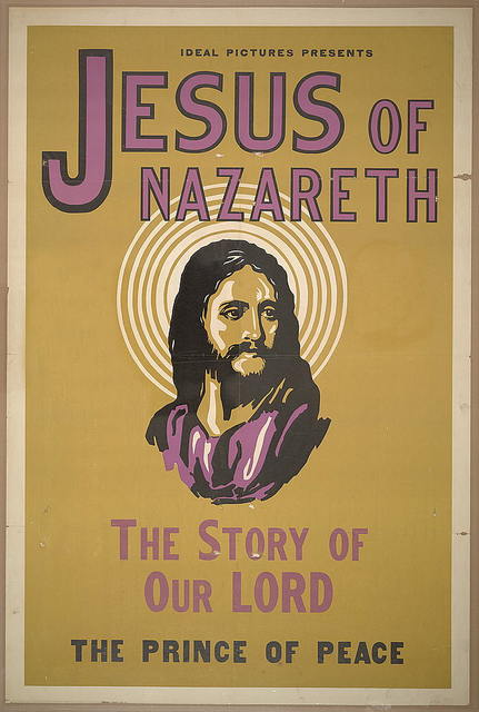 Ideal Pictures presents Jesus of Nazareth, the story of our lord The prince of peace.
