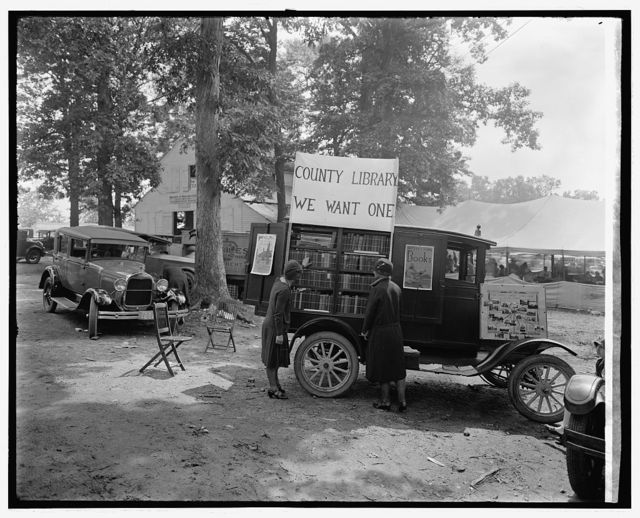 Rockville Fair, [Maryland], 1928
