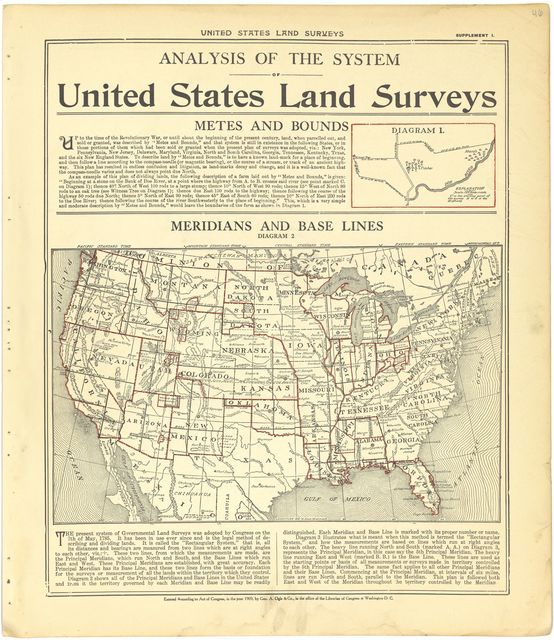 Standard atlas of Cheyenne County, Kansas : including a plat book of the villages, cities and townships of the county, map of the state, United States and world : patrons directory, reference business directory and departments devoted to general information, analysis of the system of U.S. land surveys, digest of the system of civil government, etc. etc. /