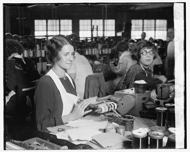 T.R. Shipp, Atwater Kent Factory