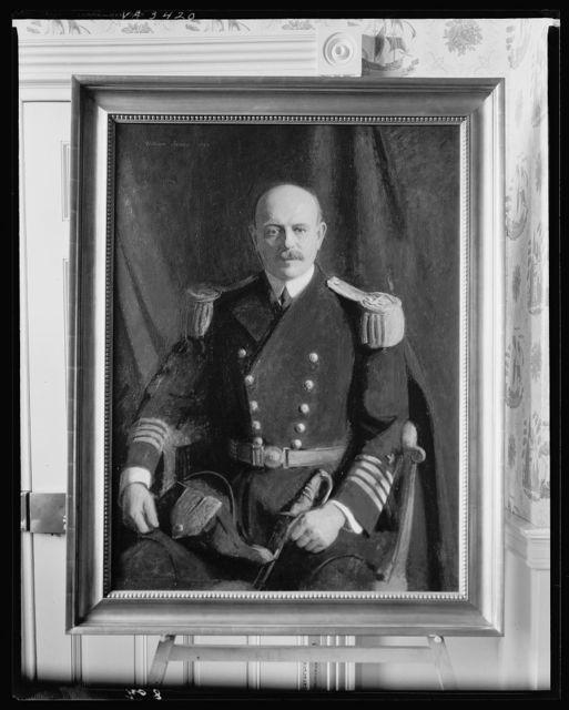 Captain Armistead Rust, Rust Portraits at Rockland, Leesburg, Loudoun County, Virginia