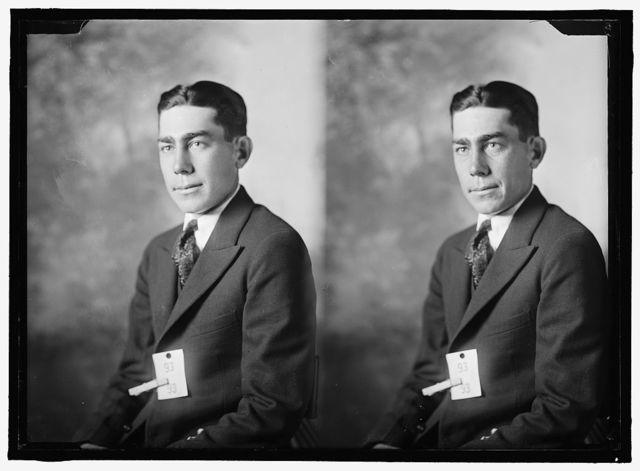 HASKINS, J.L. PORTRAIT