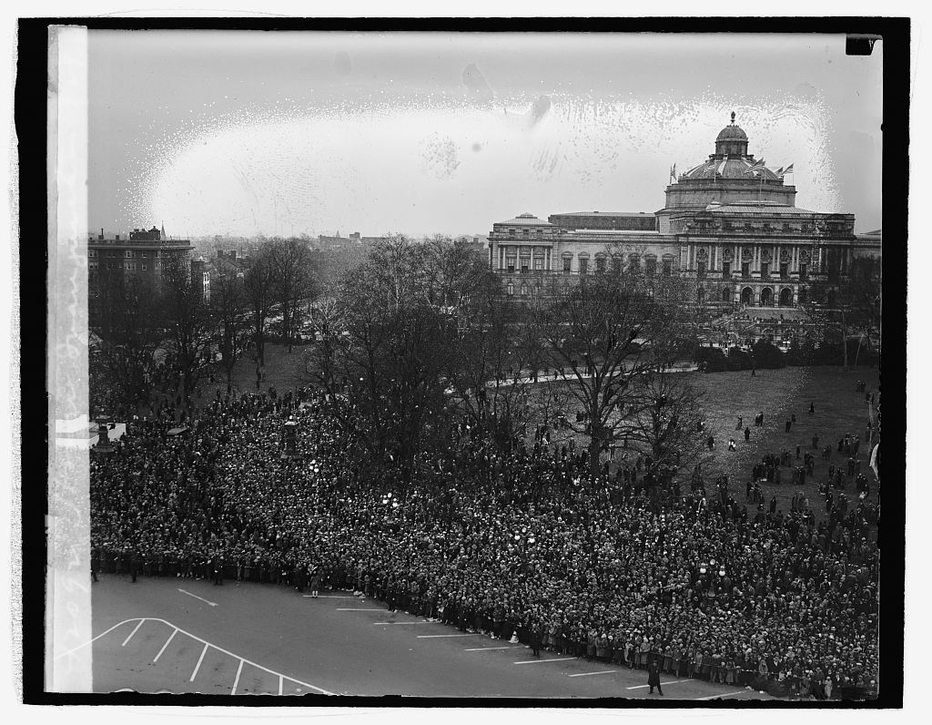 Hoover Inauguration, 1929