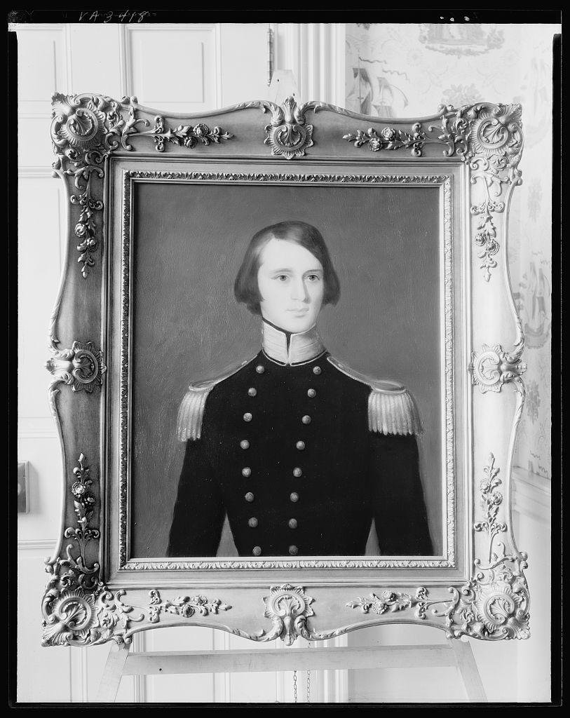 Lieutenant Armistead Thomson Mason Rust, Rust Portraits at Rockland, Leesburg, Loudoun County, Virginia
