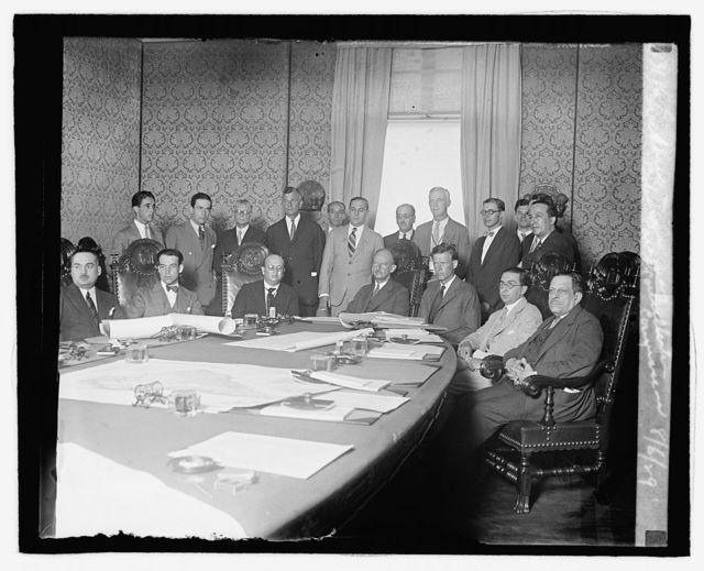 Lindbergh & Bolivian Paraguay Conciliation Commission