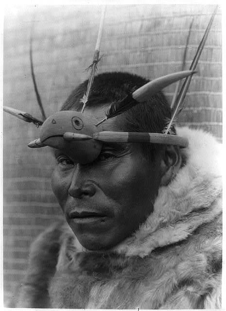 Maskette--Nunivak