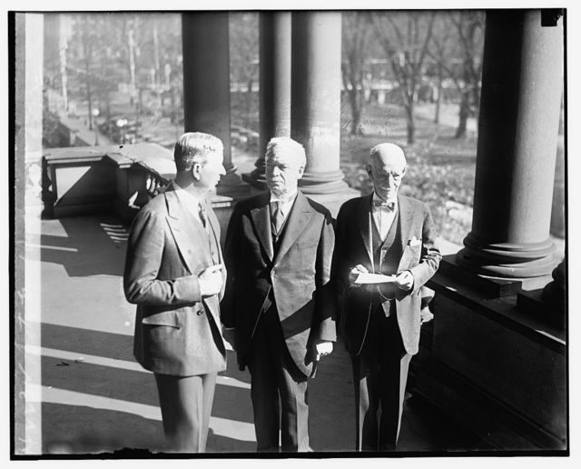 Secty. Good swearing in, [3/6/29]