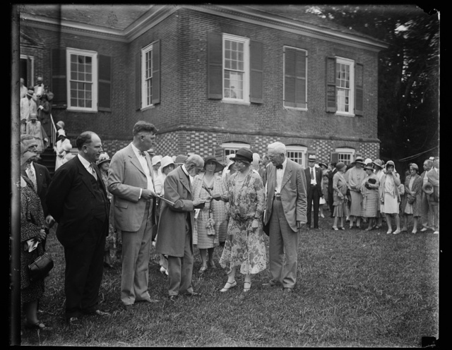 [Stratford Hall, Westmoreland County, Virginia]